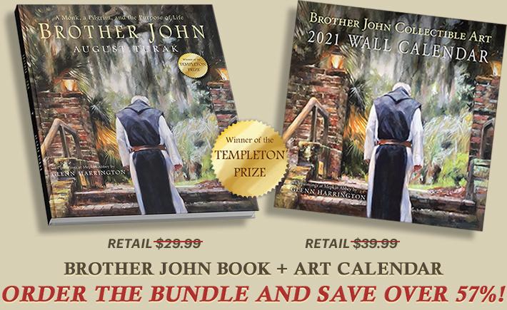 Order Now! Brother John Book and Calendar Bundle