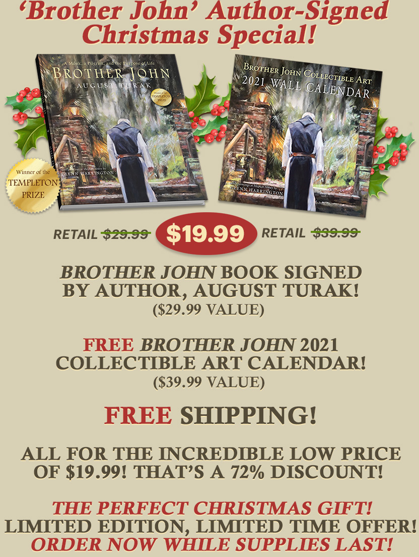 Brother John Special Sale